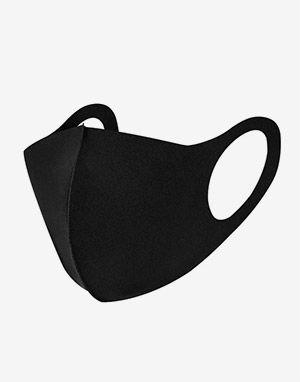 패션 N 블랙 페이스 마스크 Fashion N Black Face Masks