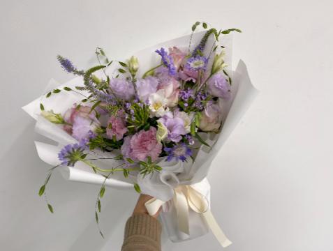 한국으로 꽃을 보내세요! 꽃다발 VIP