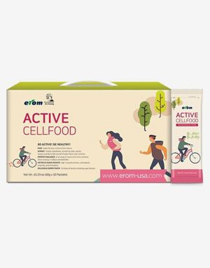 이롬 액티브생식 (Erom Active Cellfood) 30 packets