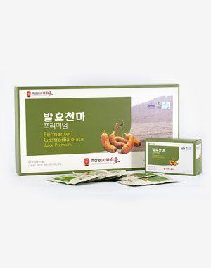 조삼원 발효 천마 프리미엄 30p Fermented Gastrodia elata Juice Premium