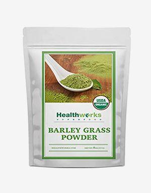 새싹보리 Barley Grass Powder