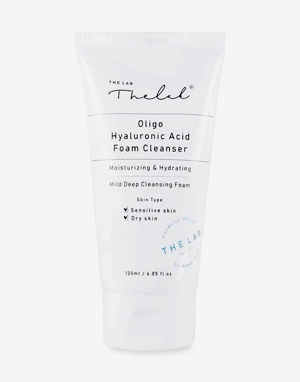더랩바이블랑두 올리고 히알루론산 폼클렌저 120m THE LAB by blanc doux Oligo Hyaluronic Acid Foam Cleanser 120ml