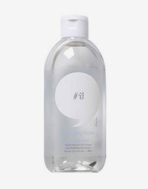 [쉼] 클렌징워터 약산성 무향 무알콜 각질제거 수분공급 미셀라워터 클렌징 300ml