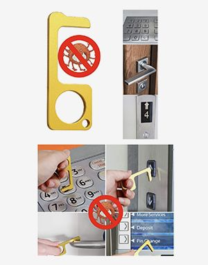 (10% 할인) '구리 키' 바이러스 감염 예방 키 Virus Killing Copper Key (무료배송)