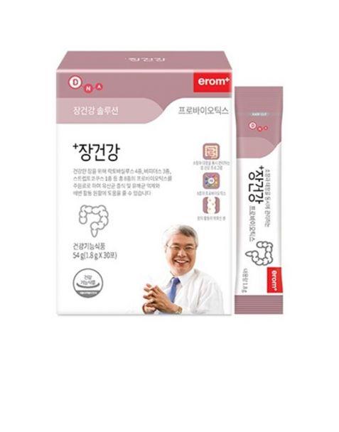 이롬 +장건강 (Erom Probiotics) 30 stick packs