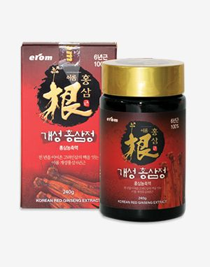 이롬 개성홍삼정 (Erom Korean Red Ginseng Extract) 240g