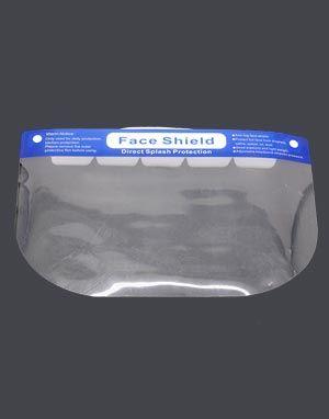 투명 안면 페이스 쉴드 마스크 Protective Full-Face Shields / Splash Protector