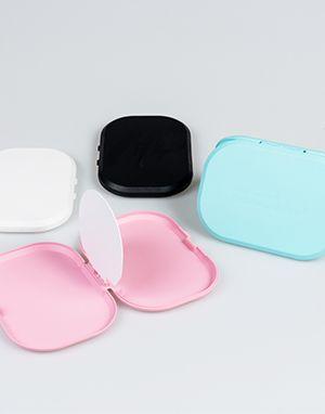 이노레스 마스키퍼 휴대용 마스크 보관 향균케이스 세균잡는 마스크 키퍼 파우치 케이스 (무료배송)