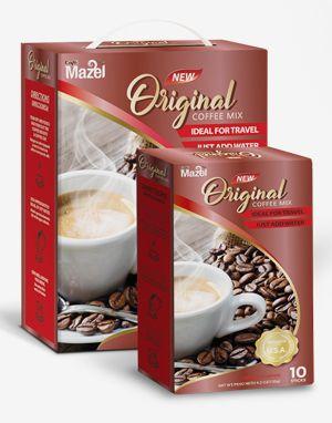 마젤 커피믹스 오리지널 (Mazel Coffee Mix Original) 100 Sticks 배송비 무료
