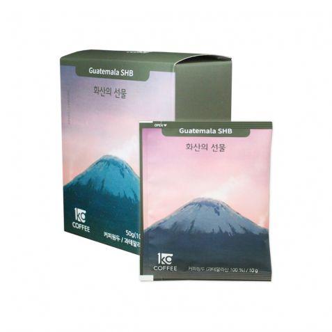 1킬로 커피 드립백 커피 [5개입/박스] 화산의 선물 외 3종