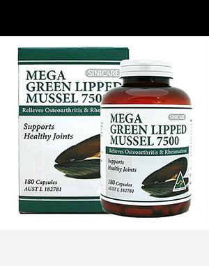 초록입홍합 Mega Green Lipped Mussel 7500