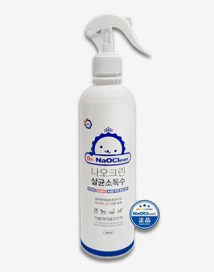 (한국산) 나오크린 500ml 천연 살균소독제 방역제