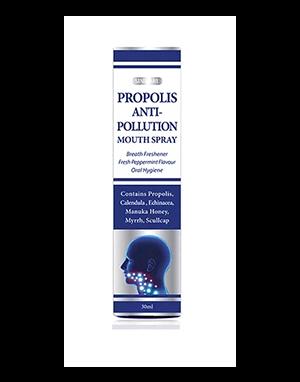 Propolis Anti Pollution Mouth Spray