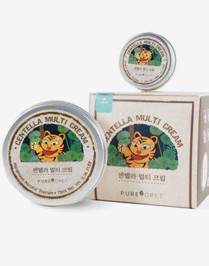 퓨어포레 센텔라 멀티 크림 70ml Pureforet Centella Multi Cream 70ml