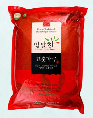 (2020년 햇고춧가루) 빛깔찬 프리미엄 고춧가루 (김치용·매운맛) 5kg