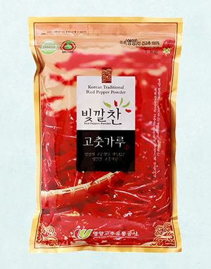 (2020년 햇고춧가루) 빛깔찬 프리미엄 고춧가루 (양념용·순한맛) 1kg