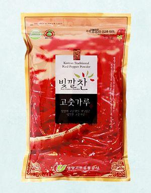 (2020년 햇고춧가루) 빛깔찬 프리미엄 고춧가루 (양념용·매운맛) 1kg