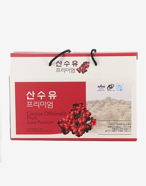 [$29.00 -> $25.00] 조삼원 산수유 프리미엄 30p Cornus Officinalis Fruit Juice Premium