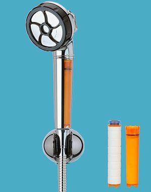 녹·불순물·잔류염소 제거…샤워헤드 필터 1Box(4개입)
