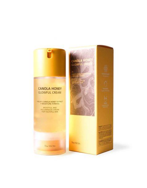 더연 유채벌꿀 꿀광 크림 100ml The YEON Canola Honey Glowful Cream 100ml