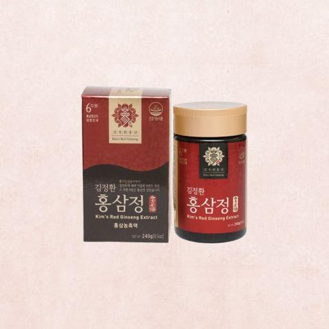 [김정환홍삼] 홍삼정 240g (고형분 65%)