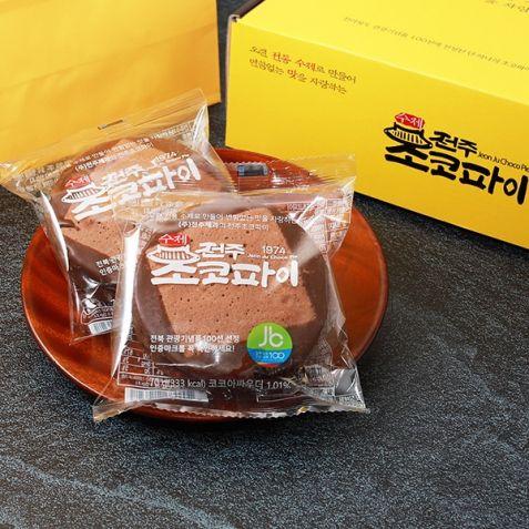 [전주제과] 수제초코파이 (70g x 10개)