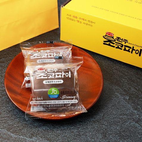 [전주제과] 수제미니초코파이 (40g x 20개)