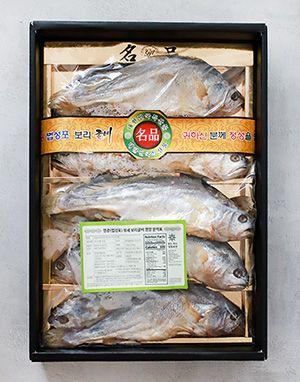 [overnight단독배송]영광 법성포 부세 보리굴비 선물세트 10미