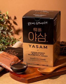 야삼 YASAM - 맛있는 건강 인삼 음료