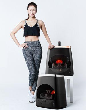 밸런스핏 Balans Fit 밸런스운동 + 건식족욕 + 온열유산소운동을 한번에!