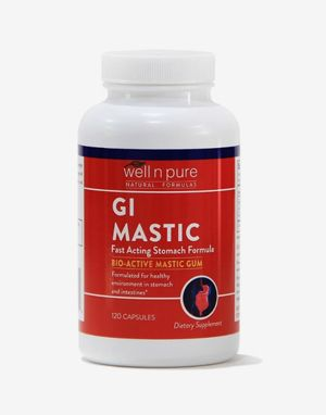 (무료배송) GI Mastic 120 Caps