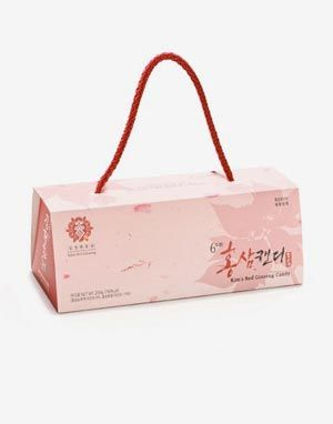 풍기 김정환홍삼 캔디 200g *3박스