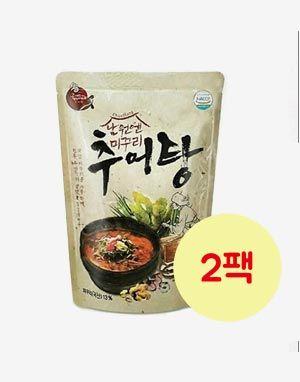 남원엔미꾸리 (토종미꾸리) 추어탕 400g *2팩