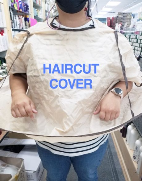 HAIRCUT COVER - 이발 보조용품