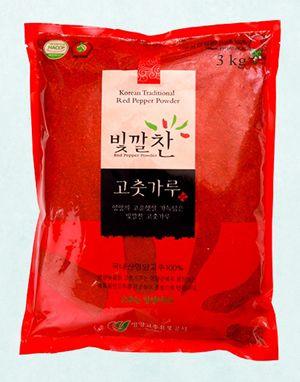(2020년 햇고춧가루) 빛깔찬 프리미엄 고춧가루 (김치용·순한맛) 3kg