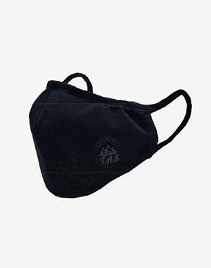 T.A.S MASK 세탁 가능한 흑운모 타즈 마스크