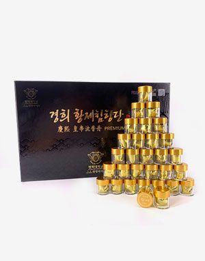 경희 황제 침향단 Kyunghee Emperor Agarwood Pill
